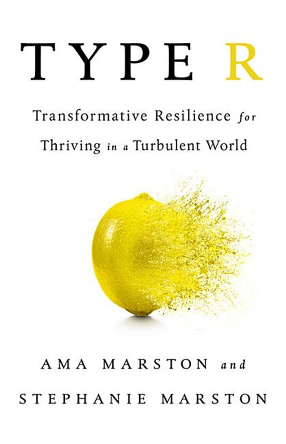 Type R Transformative Resilience for Thriving in a Turbulent World