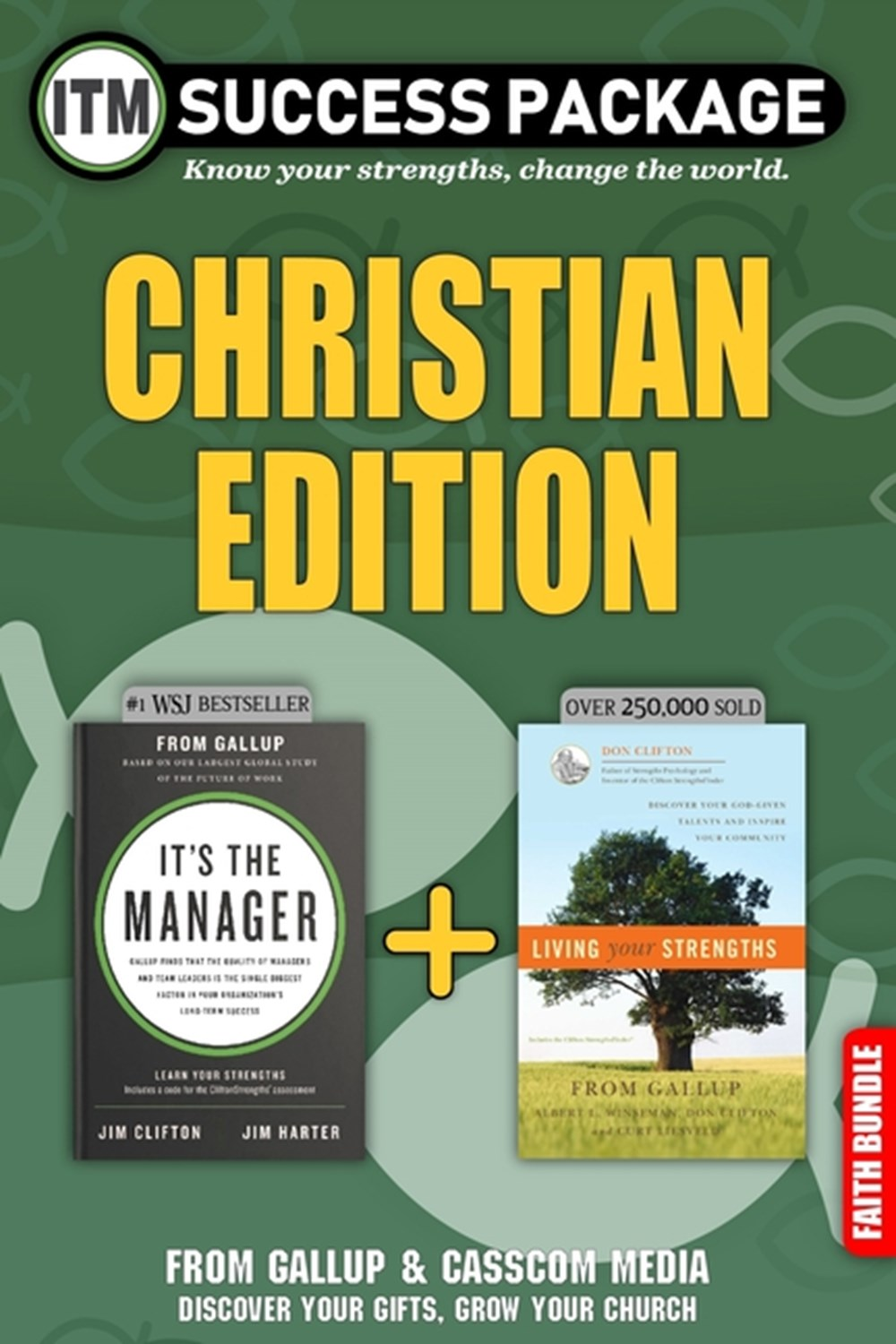 It's the Manager Success Package Christian Edition