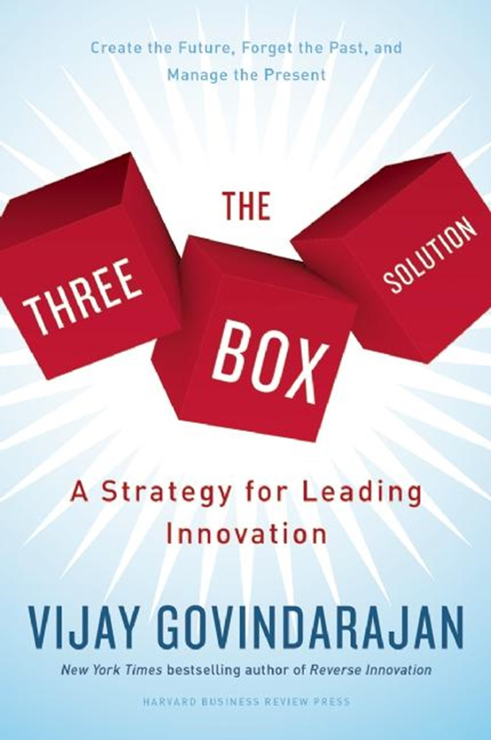 Three-Box Solution A Strategy for Leading Innovation