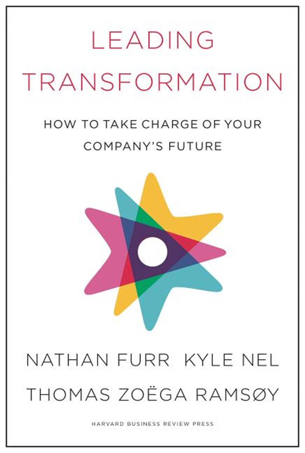Leading Transformation How to Take Charge of Your Company's Future