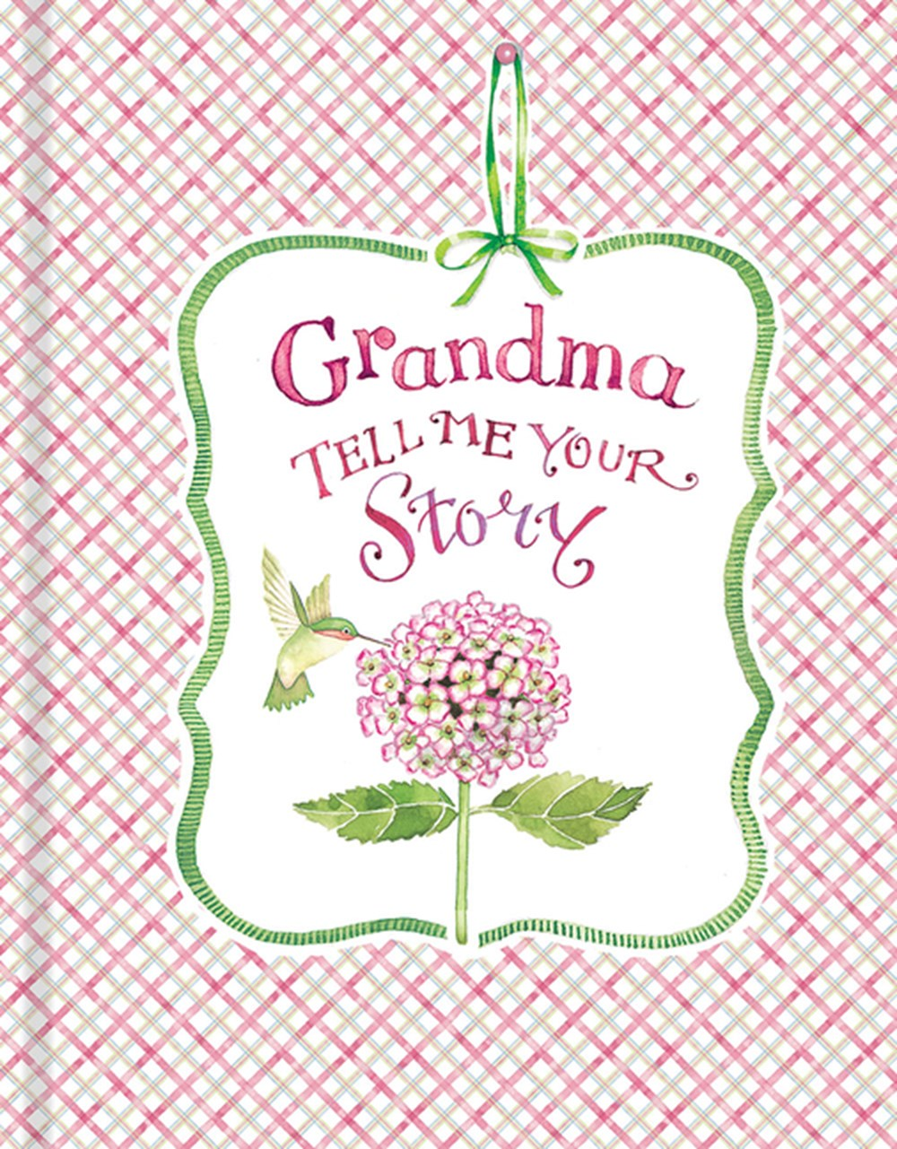 Grandma Tell Me Your Story