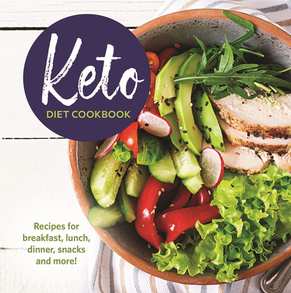 Keto Diet Cookbook Recipes for Breakfast, Lunch, Dinner, Snacks and More!