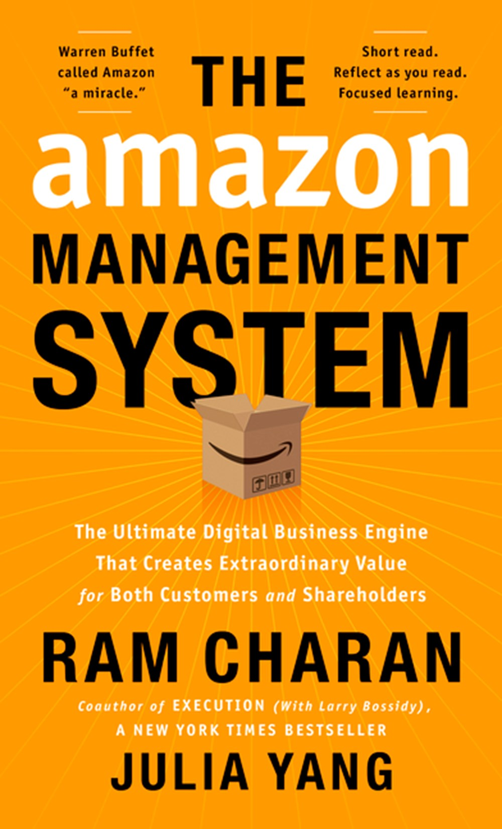 Amazon Management System The Ultimate Digital Business Engine That Creates Extraordinary Value for B