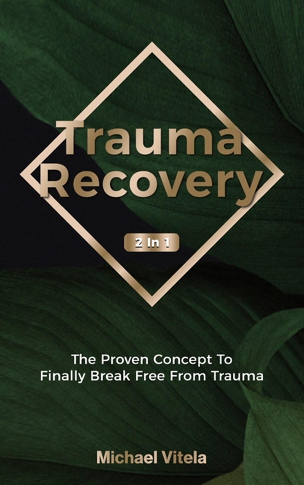 Trauma Recovery 2 In 1 The Proven Concept To Finally Break Free From Trauma