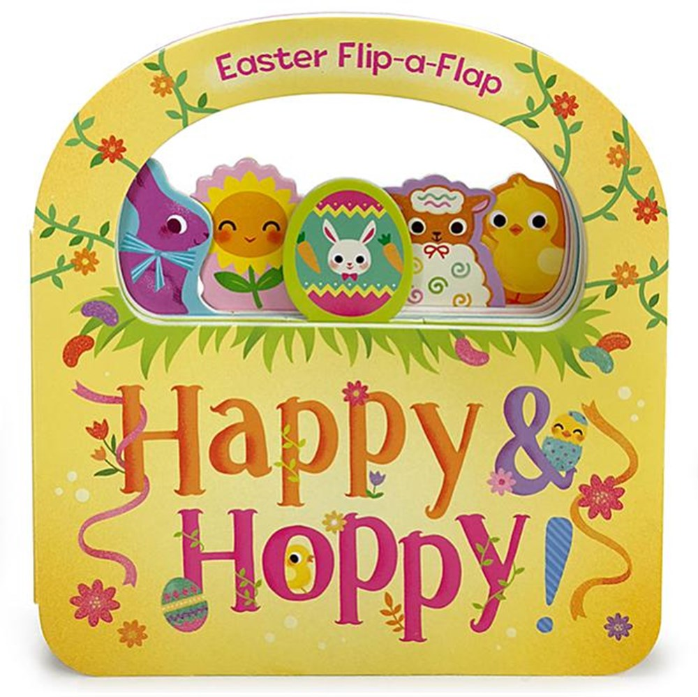 Happy & Hoppy Easter Flip a Flap