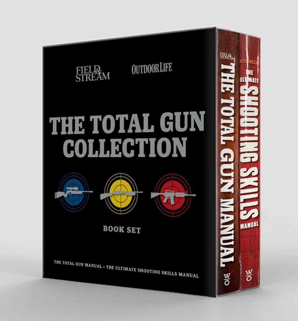 Total Gun Collection Book Set