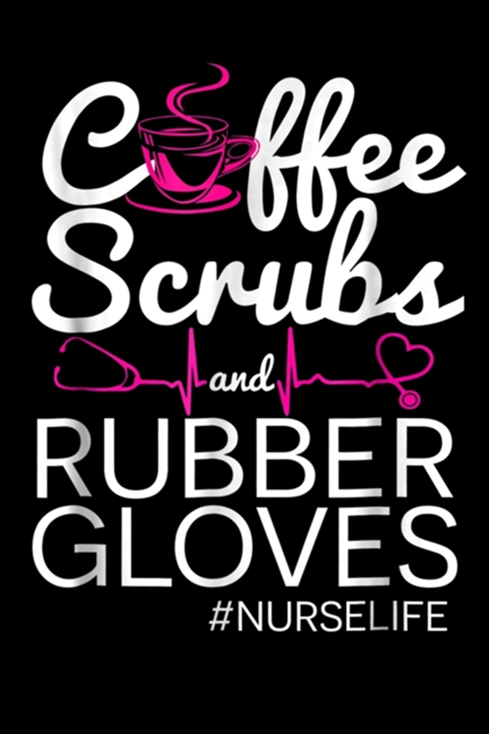 Coffee, Scrubs and Rubber Gloves. #Nurselife Certified Nursing Assistant Licensed Registered Nurse C