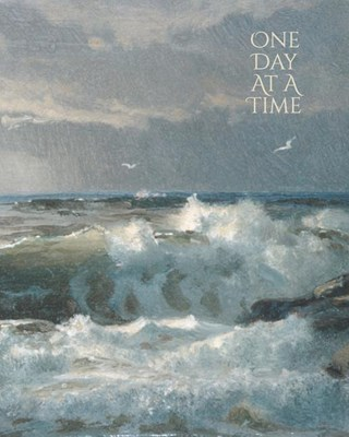 One Day at a Time: Beautiful Beach Themed Guided Sobriety Journal with Inspirational Messages to Keep Your Focus on Today.
