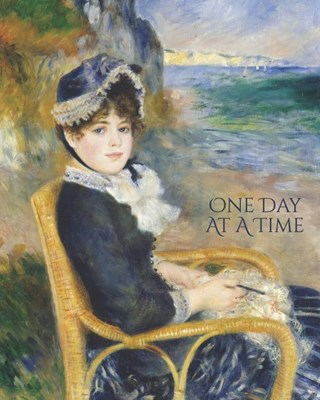 One Day at a Time: Beautiful Guided Sobriety Journal for Women in Recovery. Inspirational Quotes Focus You on Today.