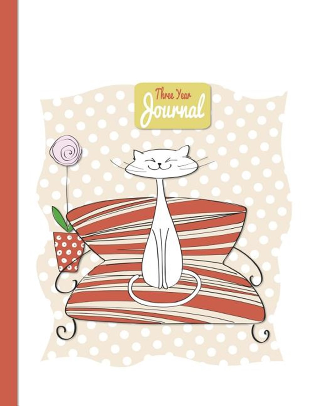 3 Year Journal 8.5x 11 Paperback Undated Perpetual Planner 150 Pages