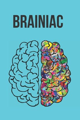 Brainiac: Blank Line Journal