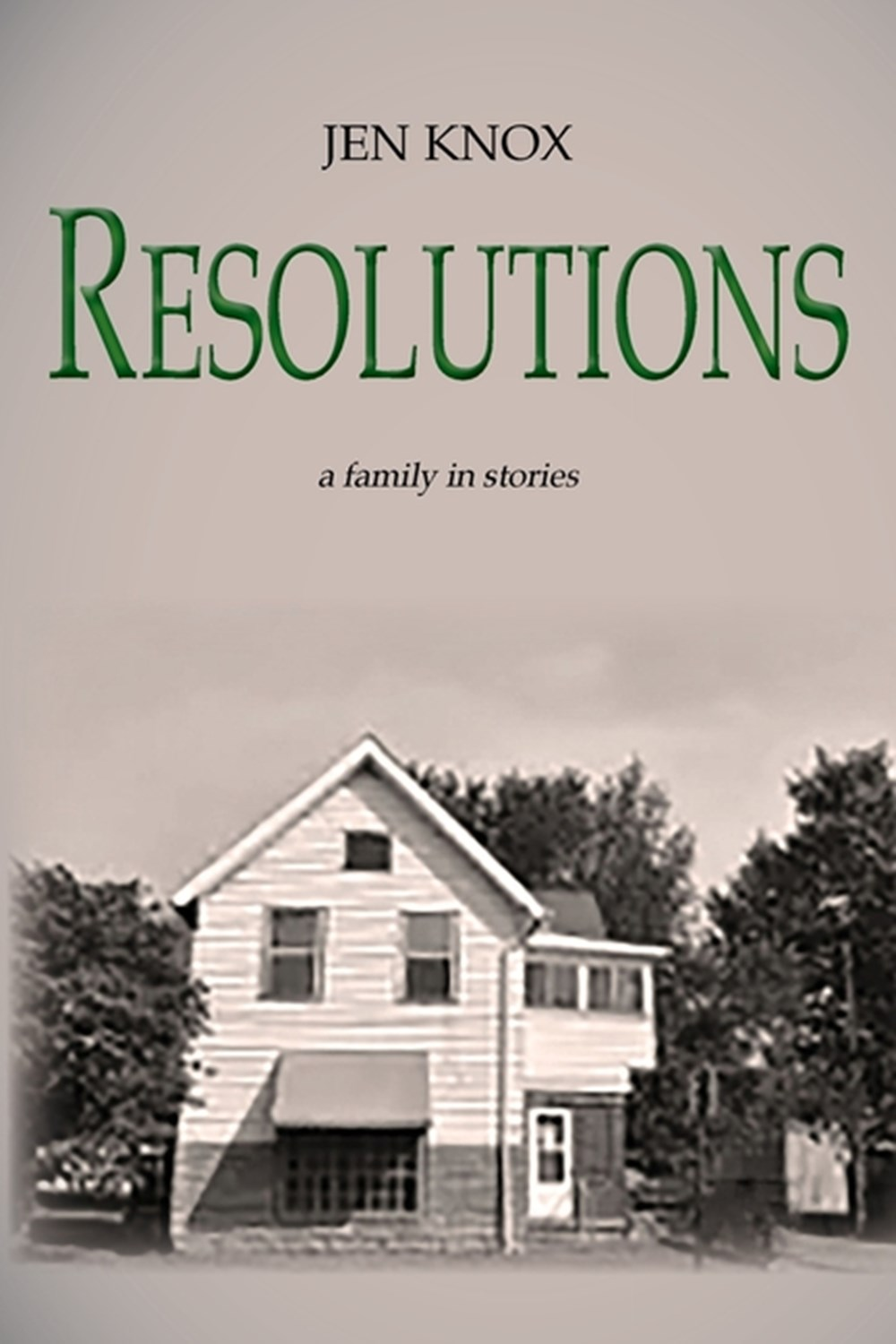 Resolutions a family in stories