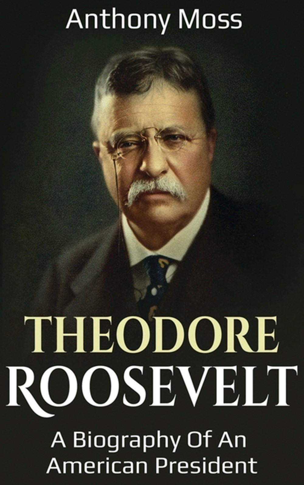 Theodore Roosevelt A biography of an American President