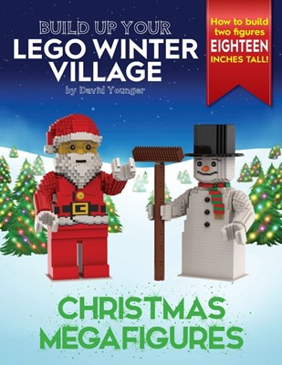 Build Up Your LEGO Winter Village: Christmas Megafigures