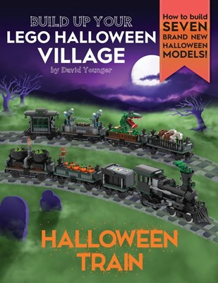 Build Up Your LEGO Halloween Village: Halloween Train