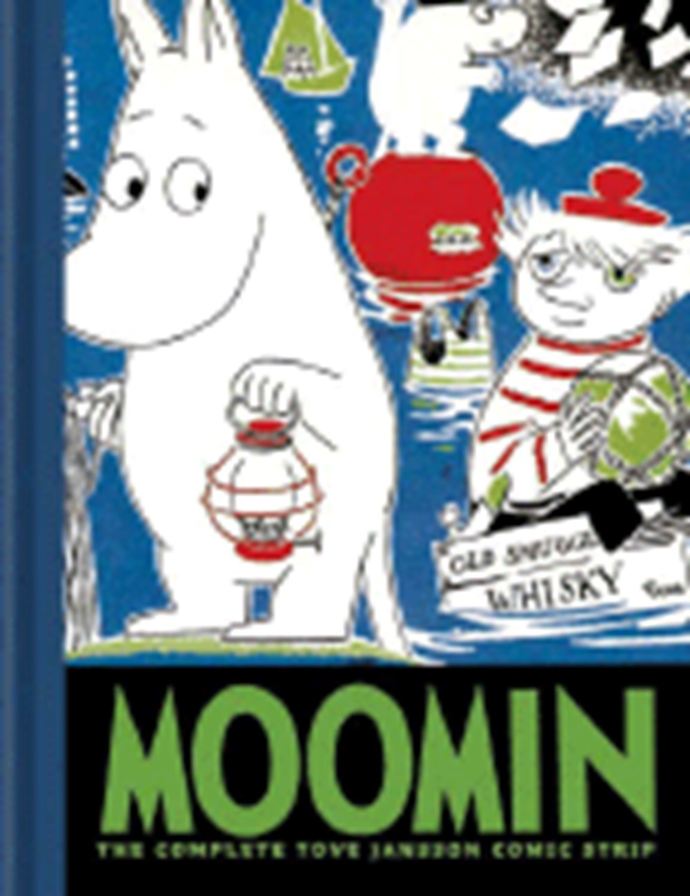 Moomin Book Three The Complete Tove Jansson Comic Strip