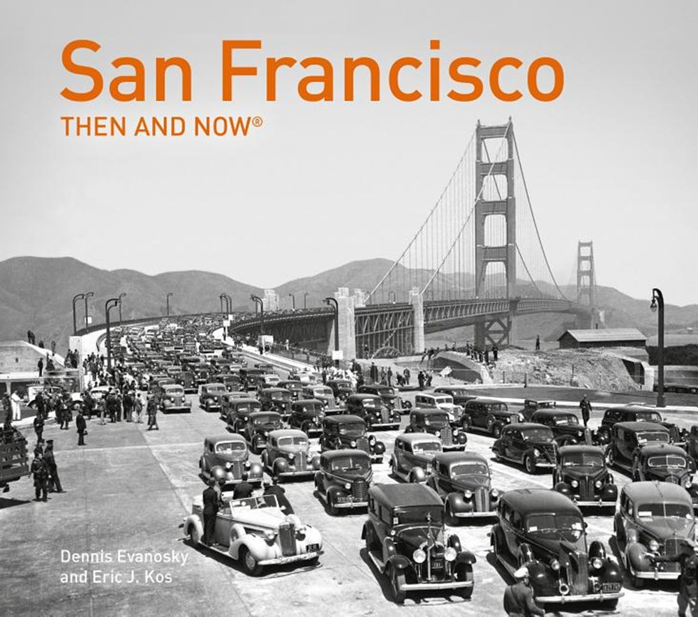 San Francisco Then and Now(r) Compact Edition