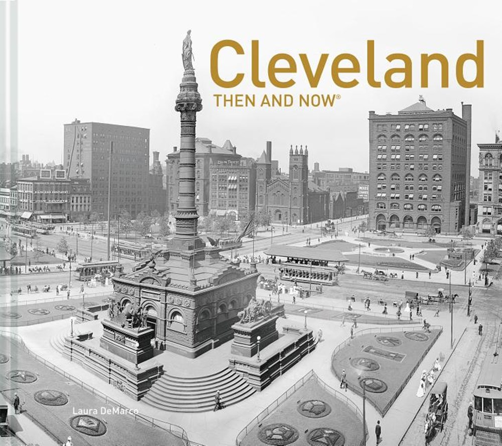 Cleveland Then and Now(r)