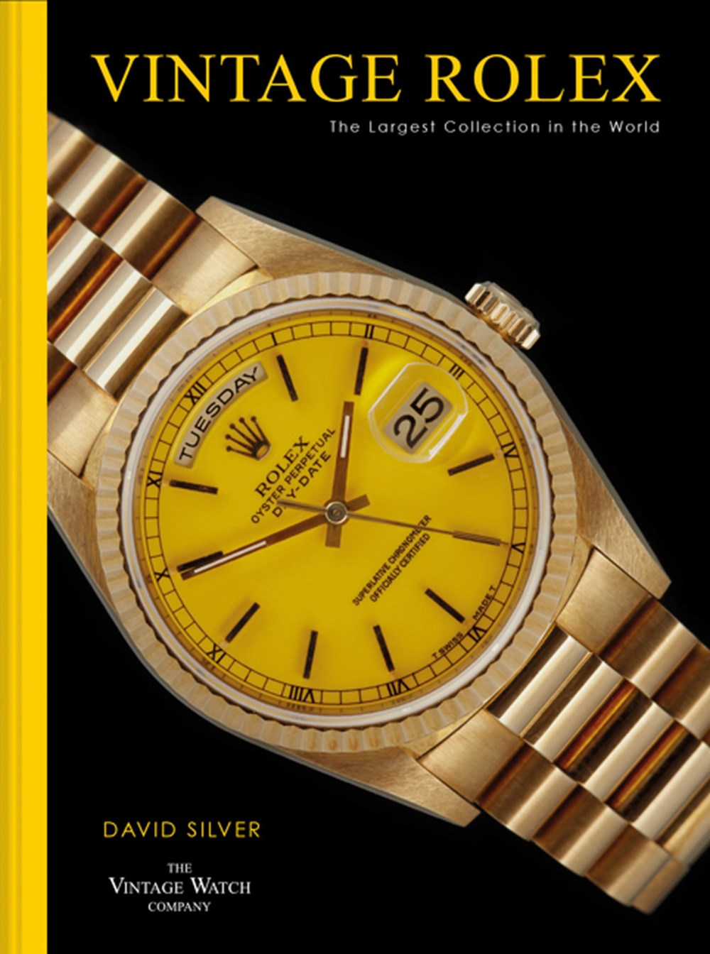 Vintage Rolex The Largest Collection in the World