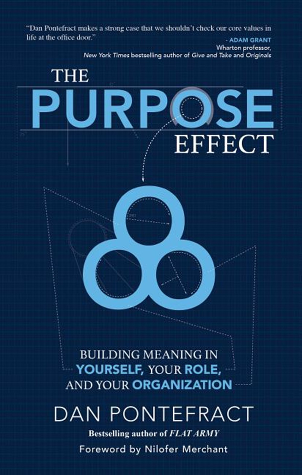 Purpose Effect Building Meaning in Yourself, Your Role and Your Organization