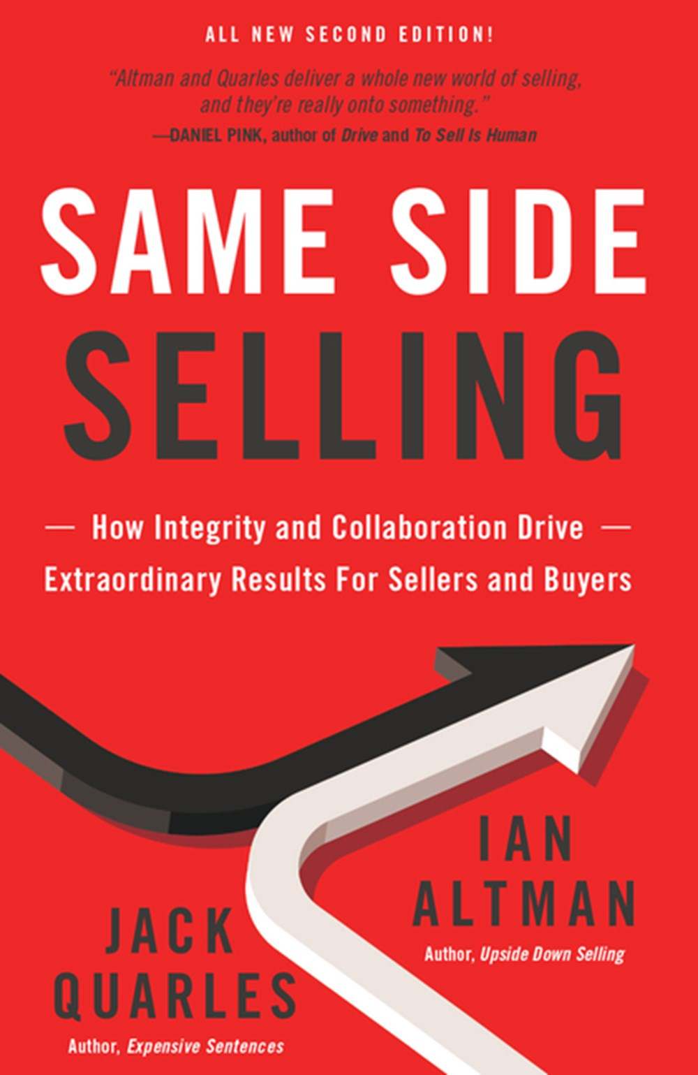 Same Side Selling: How Integrity and Collaboration Drive Extraordinary Results for Sellers and Buyer