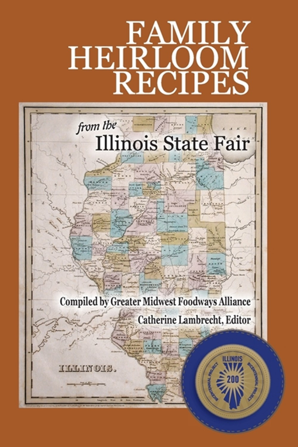 Family Heirloom Recipes from the Illinois State Fair