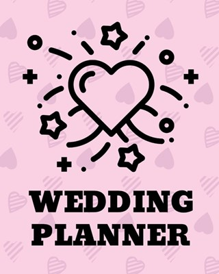 Wedding Planner: DIY checklist - Small Wedding - Book - Binder Organizer - Christmas - Assistant - Mother of the Bride - Calendar Dates