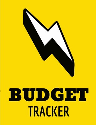 Budget Tracker: Budget And Financial Planner Organizer Gift Beginners Envelope System Monthly Savings Upcoming Expenses Minimalist Liv