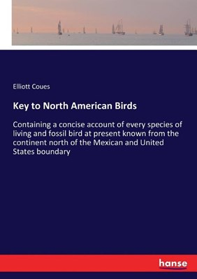 Key to North American Birds