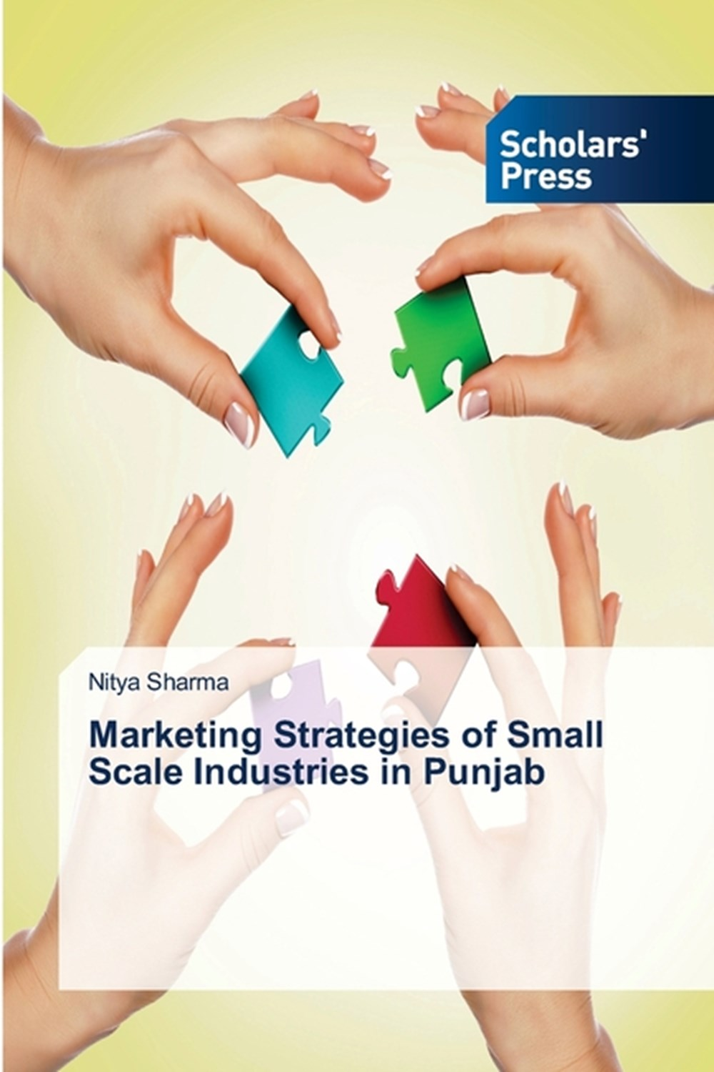 Marketing Strategies of Small Scale Industries in Punjab