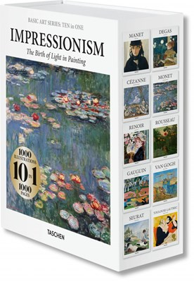 Basic Art Series. Ten in One. Impressionism