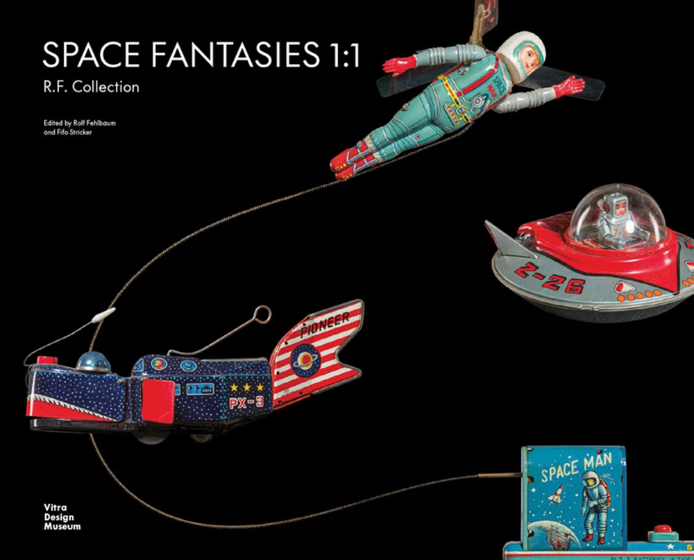 Space Fantasies 1 1: R.F. Collection