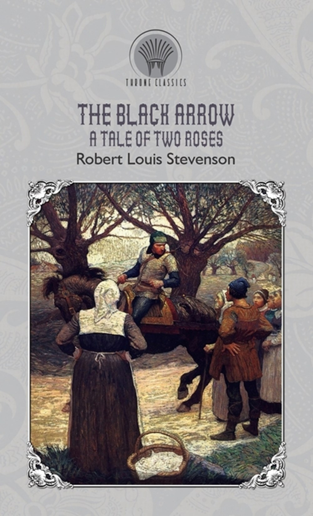 Black Arrow A Tale of Two Roses