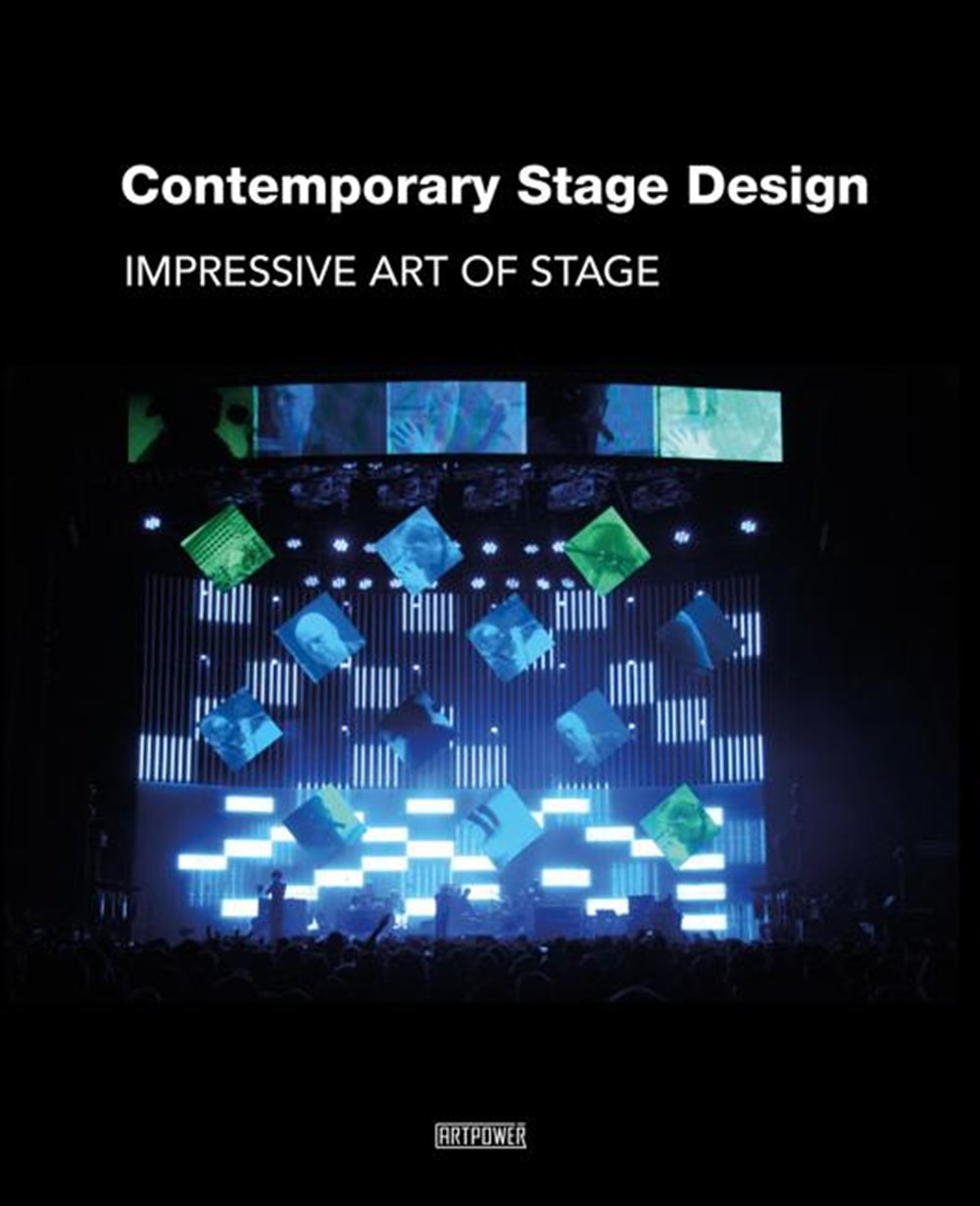 Contemporary Stage Design Impressive Art of Stage