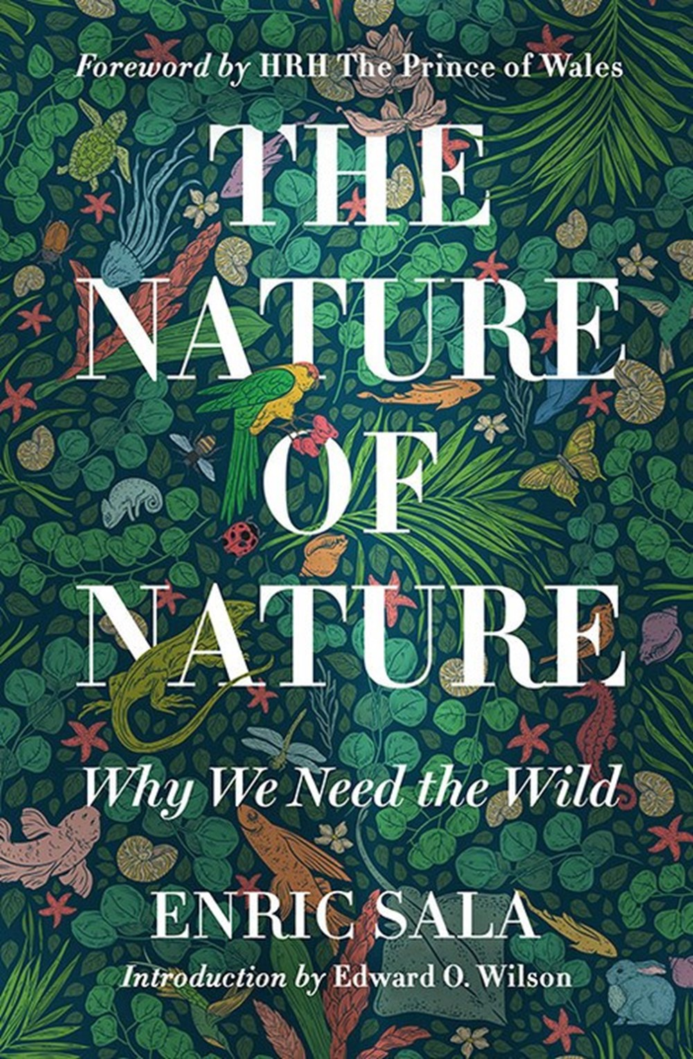 Nature of Nature Why We Need the Wild
