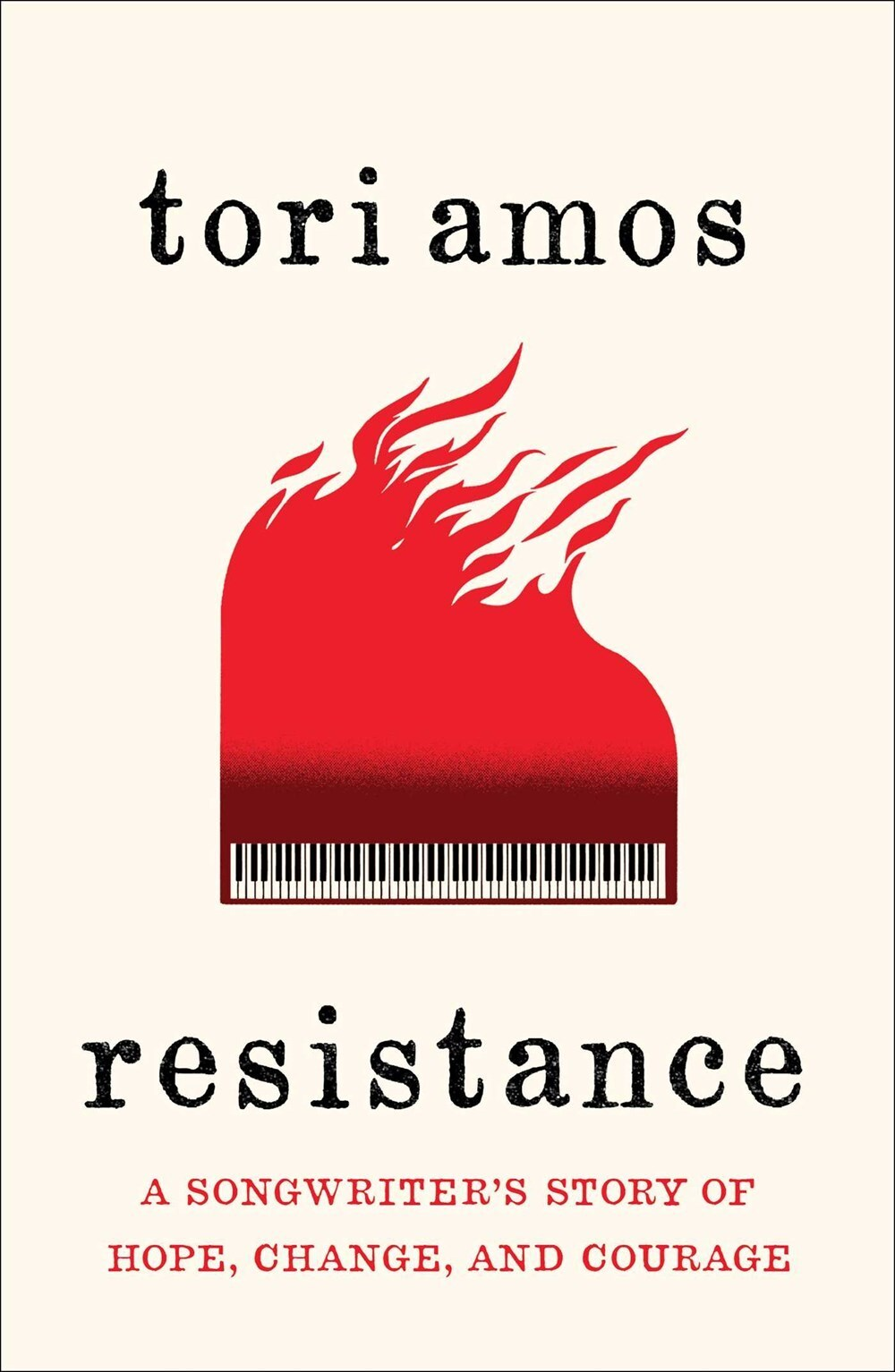 Resistance A Songwriter's Story of Hope, Change, and Courage