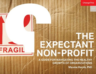 The Expectant Non-Profit: A Guide for Navigating the Healthy Growth of Organizations