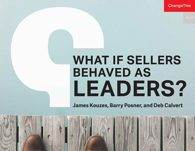 What If Sellers Behaved as Leaders?