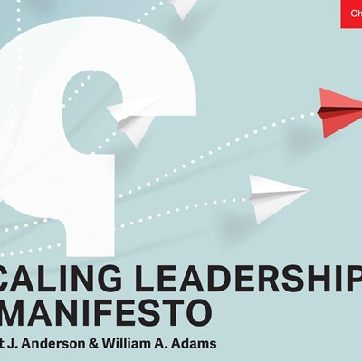 Scaling Leadership: A Manifesto
