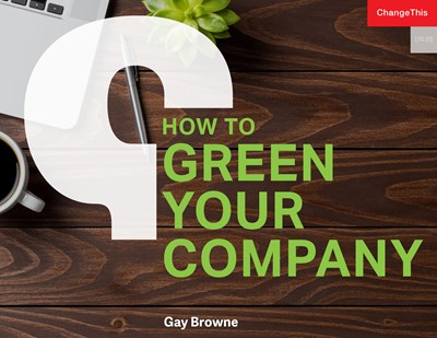 How to Green Your Company