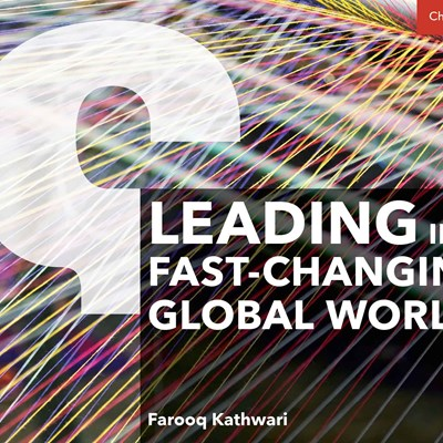 Leading in a Fast-Changing Global World
