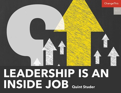 Leadership Is an Inside Job