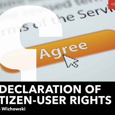 A Declaration of Citizen-User Rights