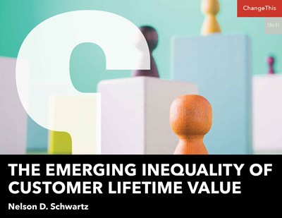 The Emerging Inequality of Customer Lifetime Value