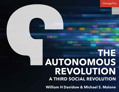 The Autonomous Revolution: A Third Social Revolution