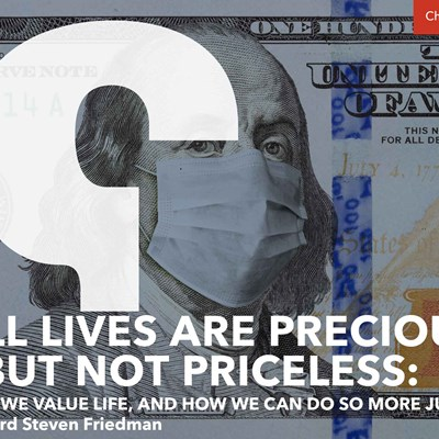 All Lives Are Precious—But Not Priceless
