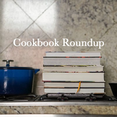 May 2020 Cookbook Roundup