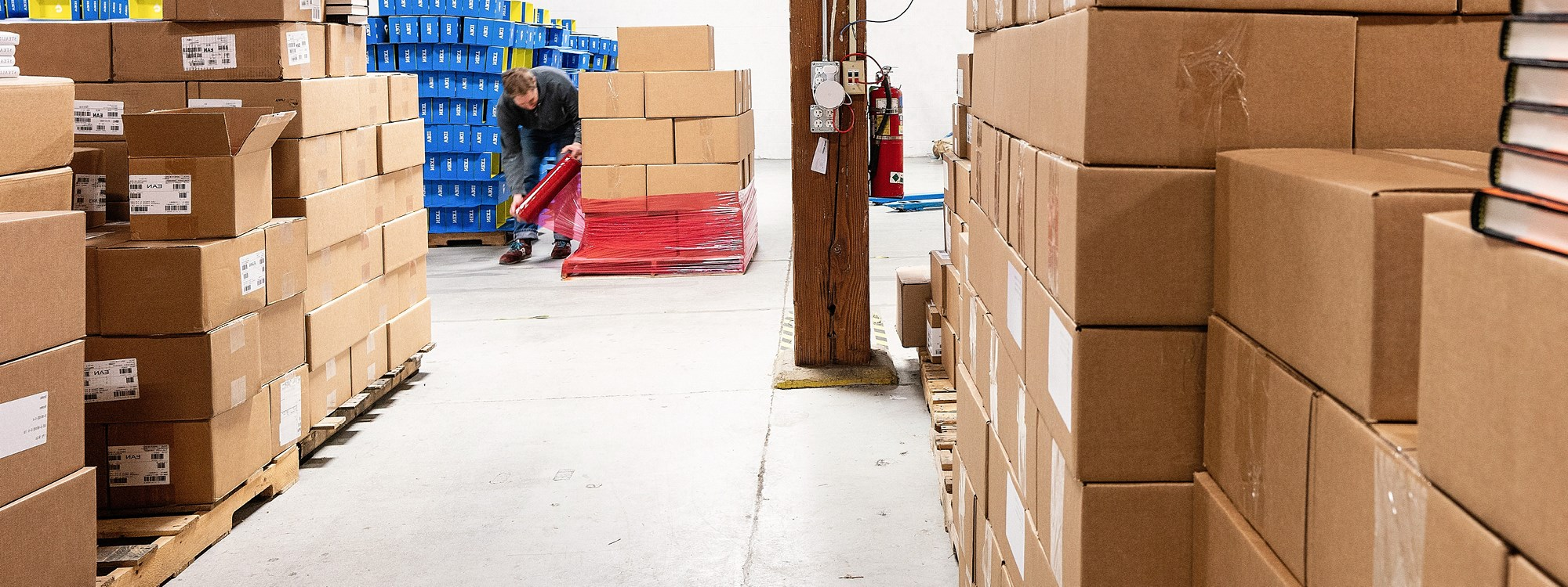 Warehousing & Consignment
