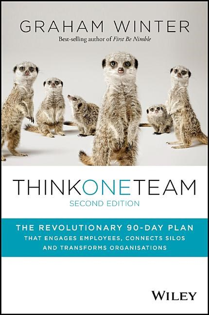 Think One Team: The Revolutionary 90 Day Plan That Engages Employees, Connects Silos and Transforms Organisations (Revised)