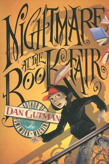 Nightmare at the Book Fair (Reprint)